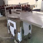 Приемный стол линии розлива сиропов